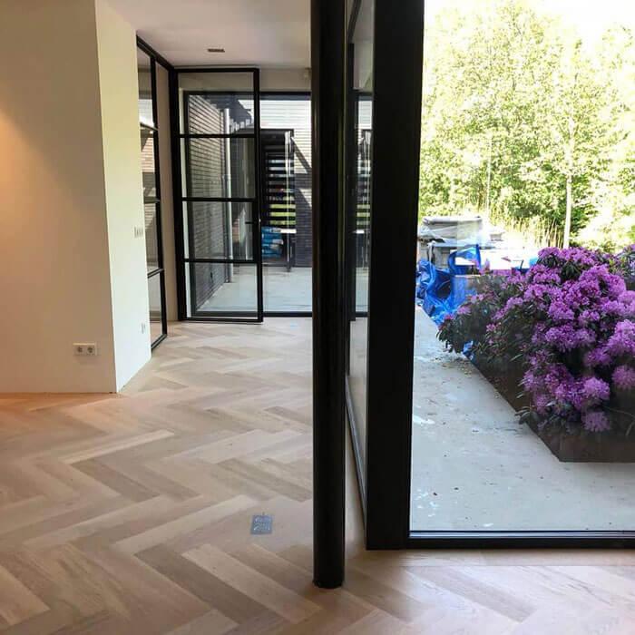 L'institut du Parquet - Installation et rénovation de plancher à Bruxelles